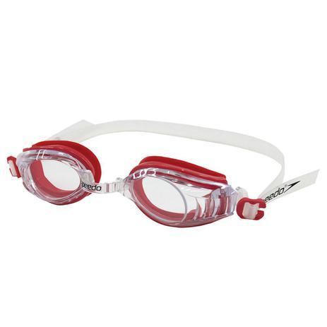 Óculos De Natação Raptor Vermelho Cristal Speedo - Óculos de Natação ... 41cbdb3236