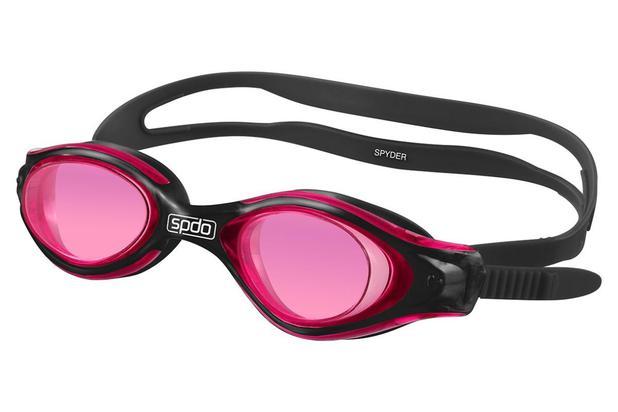 4d0b51328 Óculos de Natação Spyder Preto - Speedo - Óculos de Natação ...