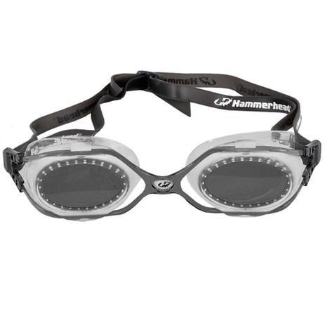 c3f9175615eb9 Óculos de Natação X-Float Transparente com Fumê Hammerhead - Óculos ...
