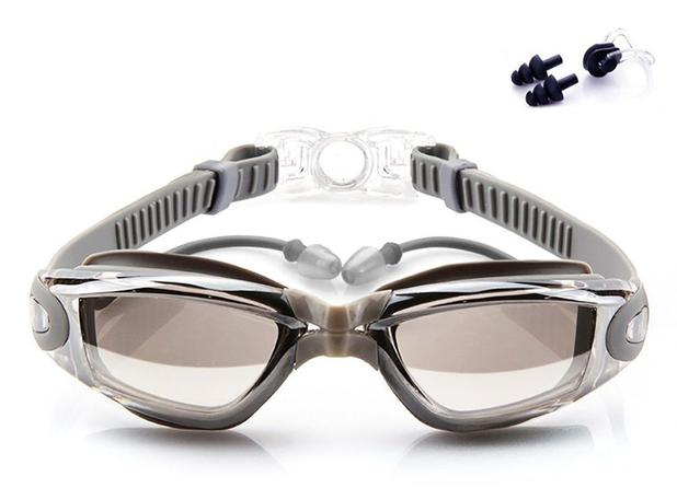 b08d79c06 Óculos De Natação Zhenya Profissional Antiembaçamento - Óculos de ...