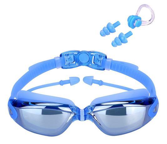 ce1889906 Óculos De Natação Zhenya Profissional Antiembaçamento - Óculos de ...
