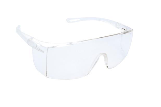Imagem de Óculos De Proteção Epi Segurança Incolor Hospitalar Sky