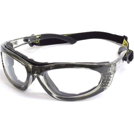 a4caf3adece98 Óculos de PROTEÇÃO ESPORTIVO IDEAL PARA LENTES DE GRAU - Turbine com Lente  Incolor-STEELPRO - Vicsa
