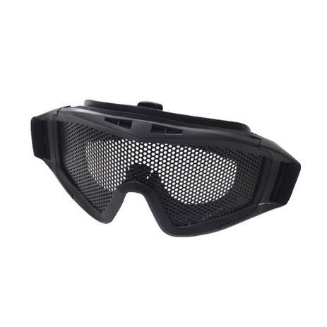 Óculos de Proteção Nautika Tático com Tela Nautika - Tiros ... 415dceba80
