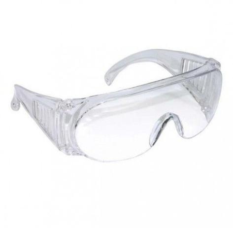 Imagem de Oculos de Proteção Panda Incolor - C.A. 10344  Ref 01.07.1.3