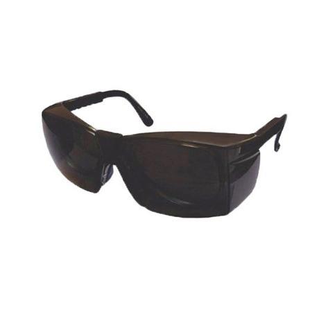 Óculos De Segurança C  Armação De Grau Castor 2 - Cinza - Kalipso ... 5b585c7ed5