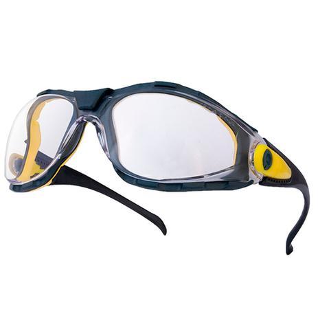 Óculos de segurança incolor - Pacaya Clear - Delta plus ... defcfcc481