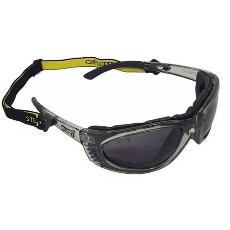Óculos de Segurança - Turbine Steelpro com Lente Cinza Fumê - Steelpro vicsa e37df541c6