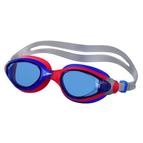 fe6cf7fc0 Óculos De Silicone Natação Sunset Vermelho E Azul Speedo - Vestuário ...