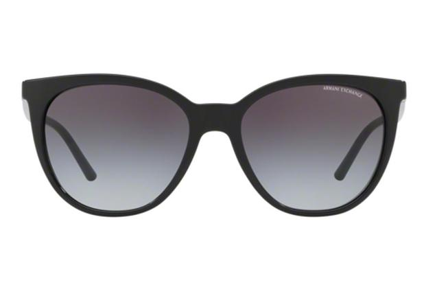 57af2bf4c Óculos de Sol Armani Exchange AX4072SL 81588G/55 Preto - Óculos ...