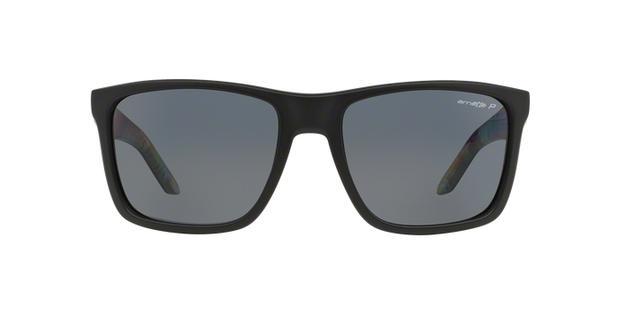 89d4c39a5c Óculos de Sol Arnette Witch Doctor AN4177 222981 Preto Fosco Lente  Polarizada Cinza Tam 59