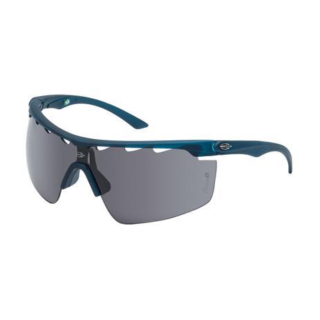 Óculos De Sol Athlon Azul Lente Cinza Básica M0042 Mormaii - Óculos ... ff589b0144