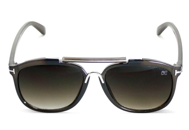 Óculos de Sol Aviador Drop mE Acetato Premium Cinza Gradiente - Drop me  acessorios 3362c8861a
