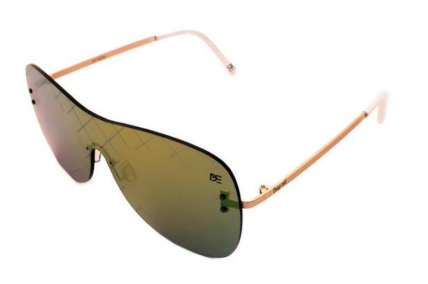 2a0451caaeab4 Óculos de Sol Aviador Drop mE Lente Unica Laranja - Drop me acessorios
