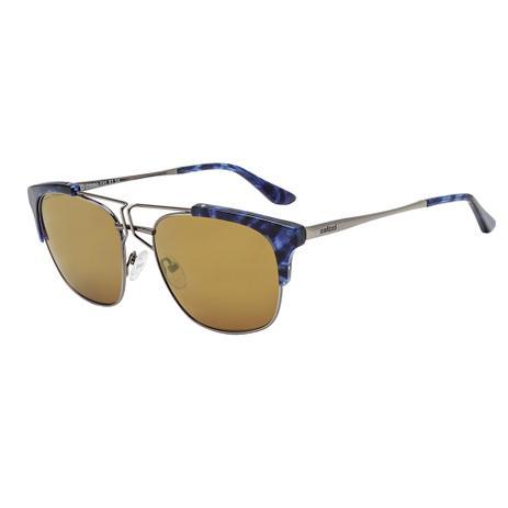 Óculos De Sol Azul E Prata C0080 Colcci - Óculos de Sol - Magazine Luiza 80318f353a