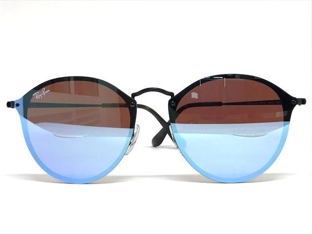 0f5b3eb2504 Oculos de sol Blaze Round Ray Ban RB 3574N 153 7V 59 - Óculos de Sol ...