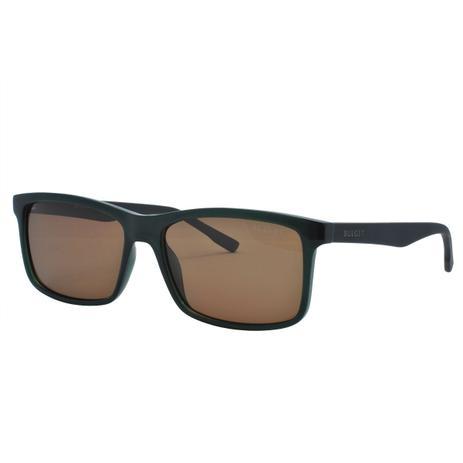 a715abf0f5eb5 Óculos de Sol Bulget Masculino BG5071 G01 - Acetato Verde