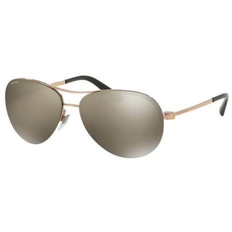 34f9de47367 Óculos de Sol Bvlgari Bv6081 376 5A 61X14 135 - Óculos de Sol ...