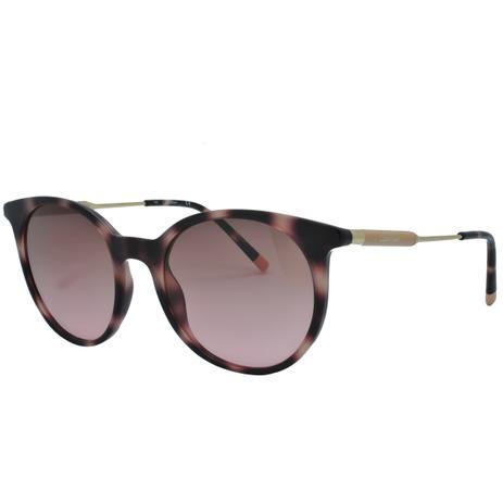 3704a1d1b572e Óculos de Sol Calvin Klein Feminino CK3208S 669 - Acetato Tartaruga Marrom  e Lente Marrom Degradê