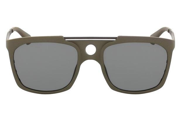 Óculos de Sol Calvin Klein Jeans CKJ488S 308 54 Verde Musgo Fosco ... 56ab9f856c