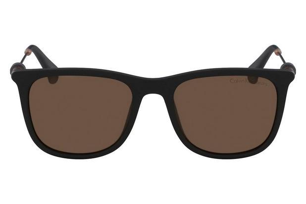 a20fc2ba292a9 Óculos de Sol Calvin Klein Jeans CKJ507S 002 53 Preto Fosco - Óculos ...