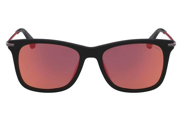 3d60c26c07d8a Óculos de Sol Calvin Klein Jeans CKJ512S 002 54 Preto Fosco - Óculos ...