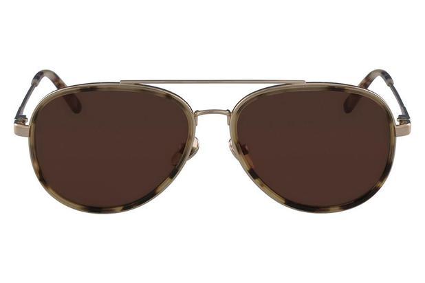 Óculos de Sol Ck CK18103S 244 57 Tartaruga Marrom - Calvin klein ... 07fc63a668