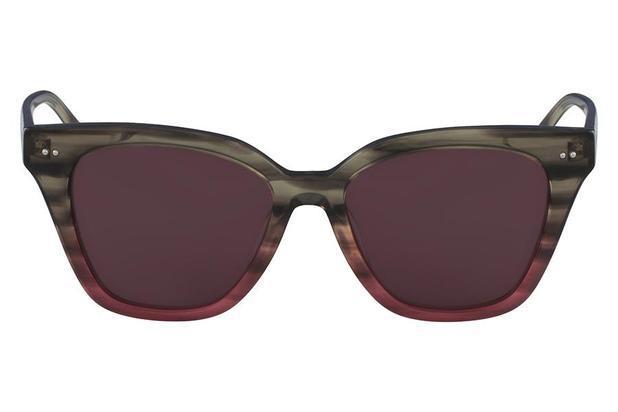 593611033c6fe Óculos de Sol Ck CK4359S 022 54 Cinza Rosa - Calvin klein - Óculos ...
