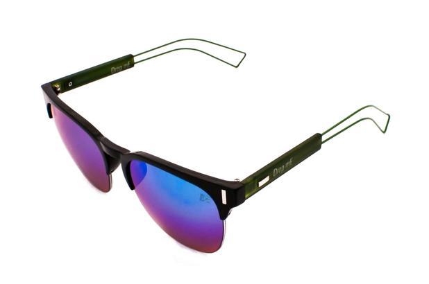 835b20b9e0605 Oculos de sol clubmaster drop me premium espelhado multicor - Drop me  acessorios