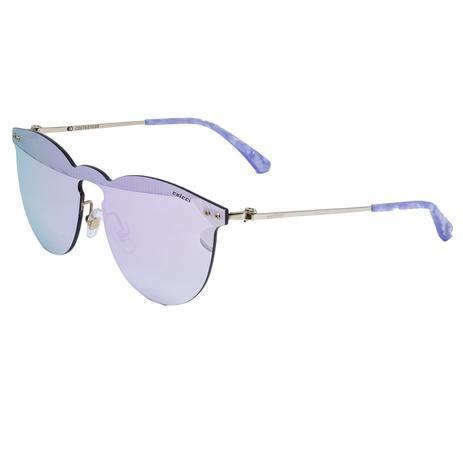 efa64da62 Óculos de Sol Colcci Blaze Feminino C0076 E1005 - Metal Dourado, Lente  Lilás Espelhada