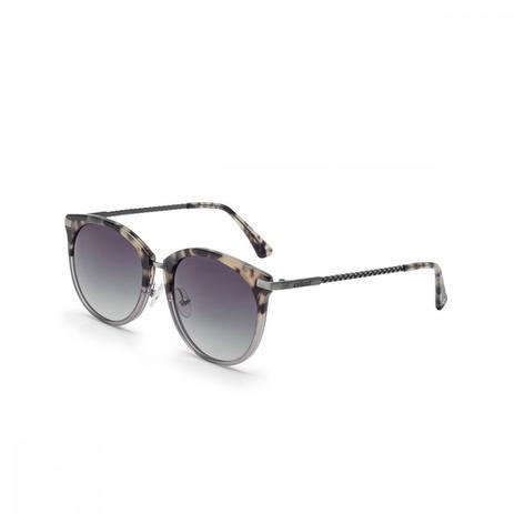 ab5aa733e103b Oculos De Sol Colcci C0071 Demi Caramelo Brilho Acima E Fume Bril ...