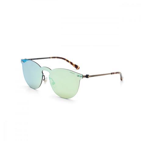 ee0091a15 Oculos De Sol Colcci C0076 Antique Gold Com Demi Rose Bri Lvees ...
