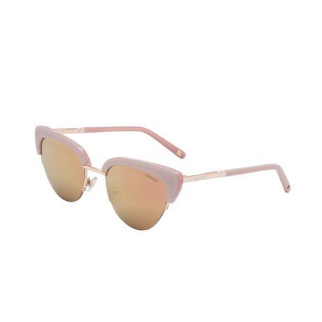 5fad54252 Óculos De Sol Colcci C0101 Dourado Rose Lente Marrom Revo Rose Gold ...