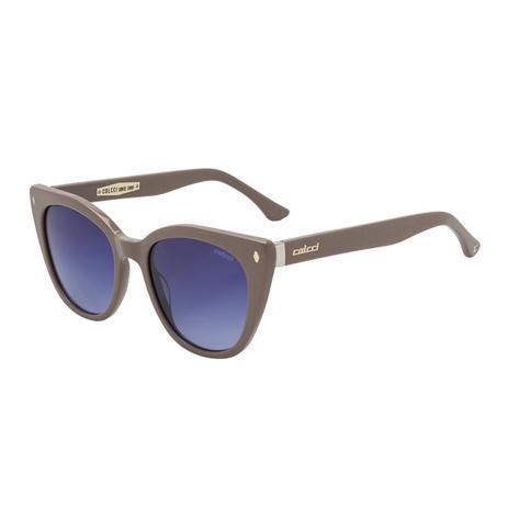 05bd74925 Óculos De Sol Colcci C0125 Nude Lente Azul Degradê - - - Magazine Luiza