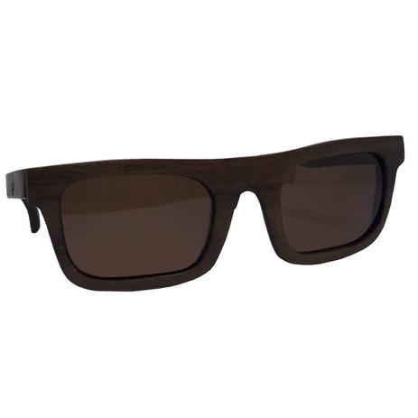 8c693d5fd Óculos de Sol de Madeira Unissex Varow Lente Polarizada - Óculos de ...