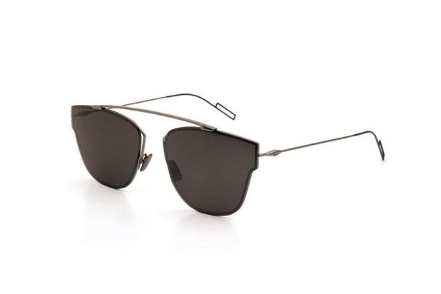 560278a00 Óculos de Sol Dior Unissex Metal Proteção UV Prata - Óculos de Sol ...