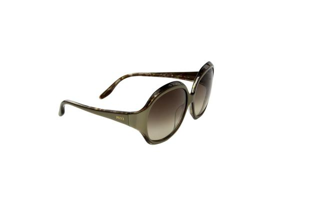 7514cc24e Óculos de Sol Emilio Pucci 100 Proteção U.V. Melani Verde - Óculos ...