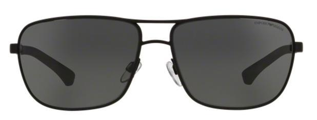 cda26e70cf50b Óculos de Sol Emporio Armani EA2033 3094 Preto - Óculos de Sol ...