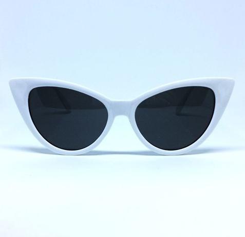 808d13a14 Óculos de Sol Escuro Estilo Gatinho - Vinkin - Óculos de Sol ...
