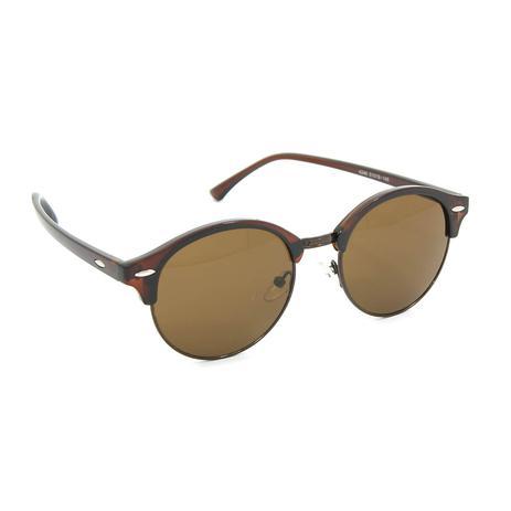 1122bc33e5e33 Óculos de Sol Estilo Ray Ban Marrom - Bijoulux - Óculos de Sol ...