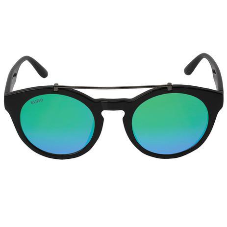 c39f63ca3a2ef Oculos de Sol Euro Fashion Team Espelhado Verde - Oc139eu 8p ...