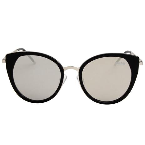 af50cf5760216 Oculos de Sol Feminino Gatinho Preto Espelhado - Minha nova biju ...