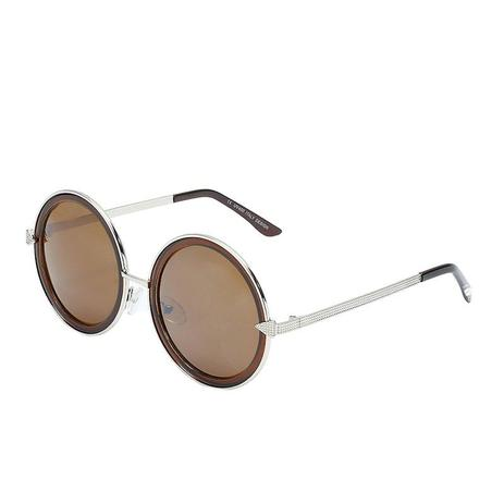 Óculos de sol feminino luma ventura emanuelle marrom coffee - Óculos ... cd1f94678b