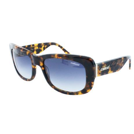 9eb5a266dab Óculos De Sol Feminino Marrom Demi - Azul Degradê C0017 Colcci ...