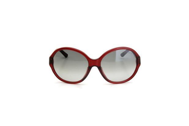 fef8cf1a8 Oculos de Sol Feminino Vogue Acetato Redondo Vinho | Menor preço com ...
