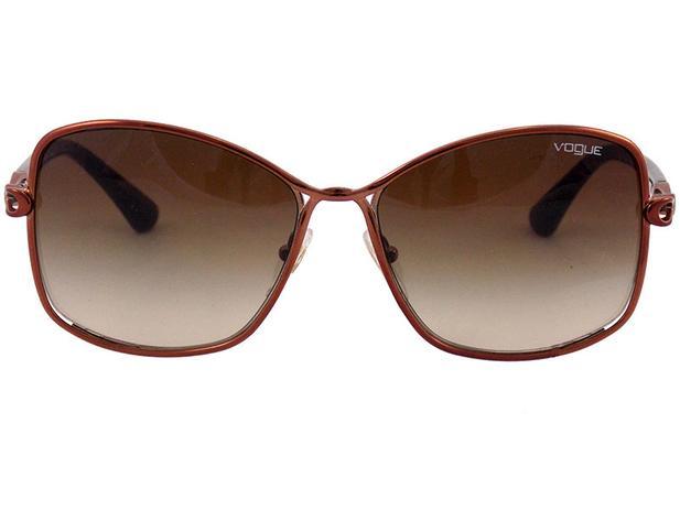 Óculos De Sol Feminino Vogue VO3832 811 - Vogue original - Óculos de ... 5095a8a791