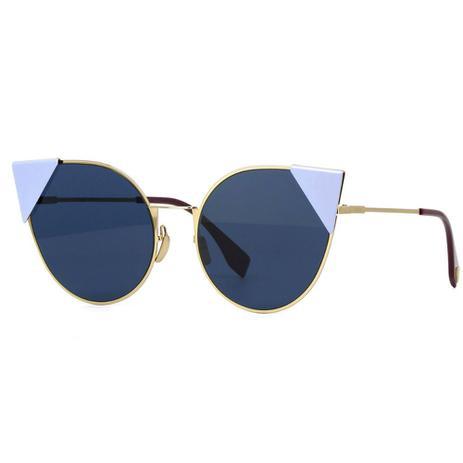 4cfa82f9f Óculos de Sol Fendi 0190 S 000A9 - Óculos Feminino - Magazine Luiza