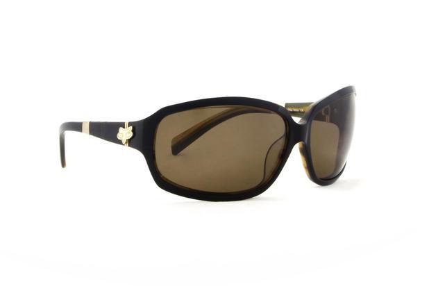bb7428c6a Óculos de Sol Fox Unissex Preto com Caramelo Lente Marrom - Óculos ...