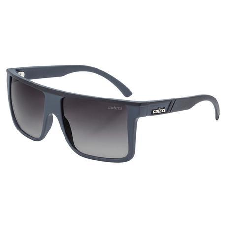 Óculos De Sol Garnet Masculino Cinza E Preto Fosco Degradê Colcci ... 8fc78e4147