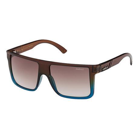 96ebc31ed4 Óculos De Sol Garnet Masculino Marrom E Azul Degradê Colcci - Óculos ...